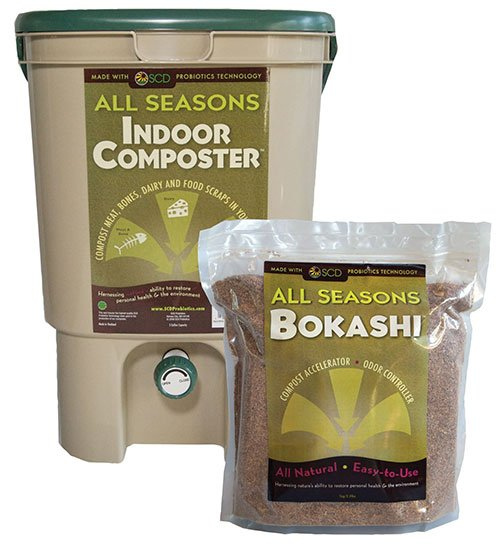 The Best Indoor Compost Bins For Your Home