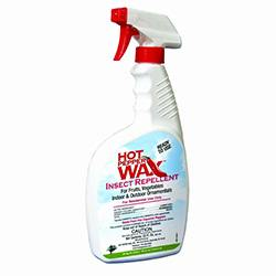 Hot Pepper Wax Spray for Grasshoppers